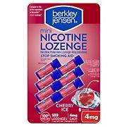 Mini Nicotine Polacrilex Lozenge, 4mg (Nicotine)