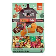 Hershey's Chocolate Autumn Mix, 180CT