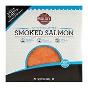 Wellsley Farms Smoked Scottish Salmon Party Platter, 12 oz.
