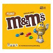 Peanut M&M's, 48 pk.