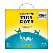 Purina Tidy Cats Clumping Cat Litter, 40 lbs.