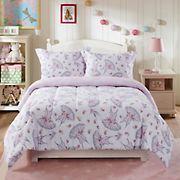 Gizmo Kids Swan Lake Pink Comforter Set