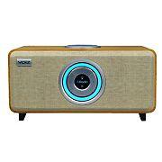 Voiz AiRadio Duo Smart Speaker with Alexa Voice Control - Natural