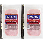 Krakus Thin-Sliced Polish Ham, 2 pk./14 oz.