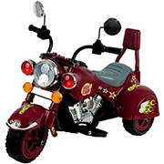 Toy Time Lil' Rider 3-Wheel Trike Chopper Motorcycle Ride-On