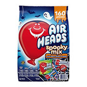 Airheads Spooky Mix Stand Up Bag, 160 ct.