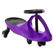 Toy Time Zig Zag Car Scooter Ride-On