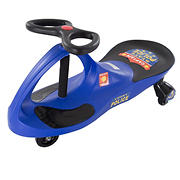 Toy Time Zig Zag Police Car Scooter