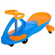 Toy Time Zig Zag Car Wiggle Scooter