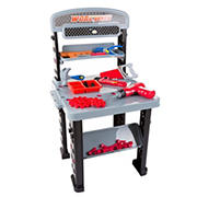 Toy Time 75-Pc. Toy Workbench Playset