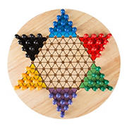 Toy Time Chinese Checkers Game Set