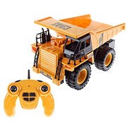 Toy Time 1:22 Scale Remote Controlled Dump Truck