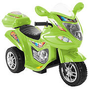 Toy Time Trike Motorcycle Ride-On