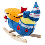 Toy Time Rocking Boat Ride-On