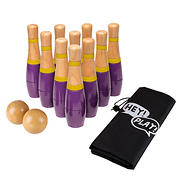 Toy Time Lawn Bowling Indoor/Outdoor Game