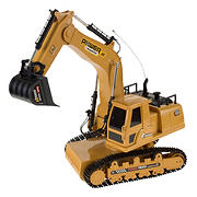Toy Time Remote-Controlled Excavator Bucket Truck