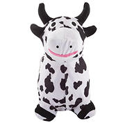 Toy Time Inflatable Bouncy Cow