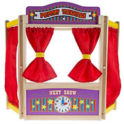 Toy Time Puppet Theater