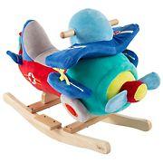Toy Time Rocking Plane Toy