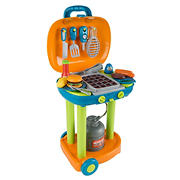 Toy Time BBQ Grill Playset