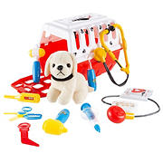Toy Time Kids Veterinary Playset