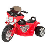 Toy Time Lil' Rider 3-Wheel Mini Motorcycle Trike Ride-On