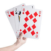 Toy Time Giant Playing Cards