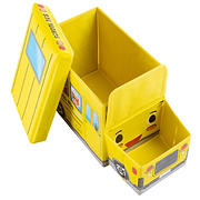 Toy Time Foldable Truck Toy Chest
