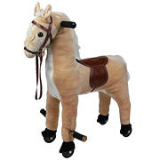 Toy Time Toy Time Plush Walking Horse Ride-On
