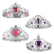 Toy Time Kids Princess Crowns, 4 pk.
