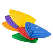 Toy Time 6-Pc. Triangular Stepping Stones