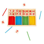 Toy Time Montessori Math Counting Toy