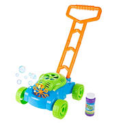 Toy Time Bubble Lawn Mower