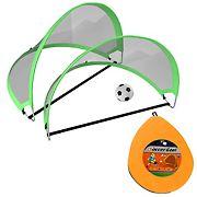 Toy Time Pop-Up Soccer Goals, 2 pk.
