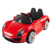 Toy Time Electric Ride-On Sports Car
