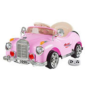 Toy Time Toy Car Coupe Ride-On