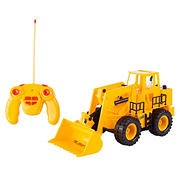 Toy Time 1:24 Scale Remote Control Front Loader