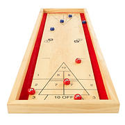 Toy Time Tabletop Shuffleboard Game