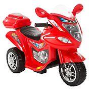 Toy Time 3-Wheel Motorcycle Trike Ride-On