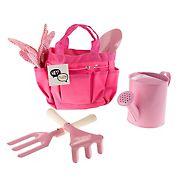Toy Time Kid's Garden Tool Set
