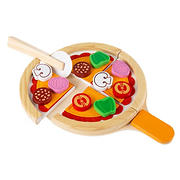 Toy Time 20-Pc. Pretend Play Pizza Set