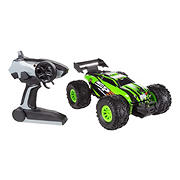 Toy Time 1:16 Scale Remote Controlled Monster Truck - Green