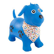Toy Time Inflatable Bouncy Puppy Ride-On