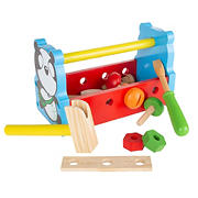 Toy Time 14-Pc. Toy Toolbox Set