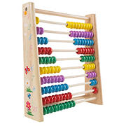 Toy Time Children's Wooden Abacus