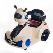 Toy Time Remote-Controlled Space Ride-On