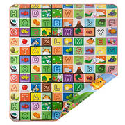 Toy Time Reversible Baby Play Mat