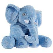 Toy Time Plush Stuffed Elephant