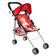 Toy Time Toy Stroller