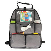 Evenflo Deluxe Car Backseat Organizer With Clear Pocket